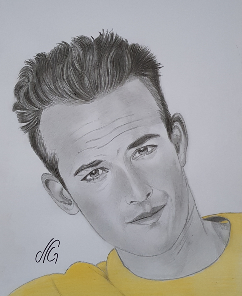 Luke Perry par Nicky08